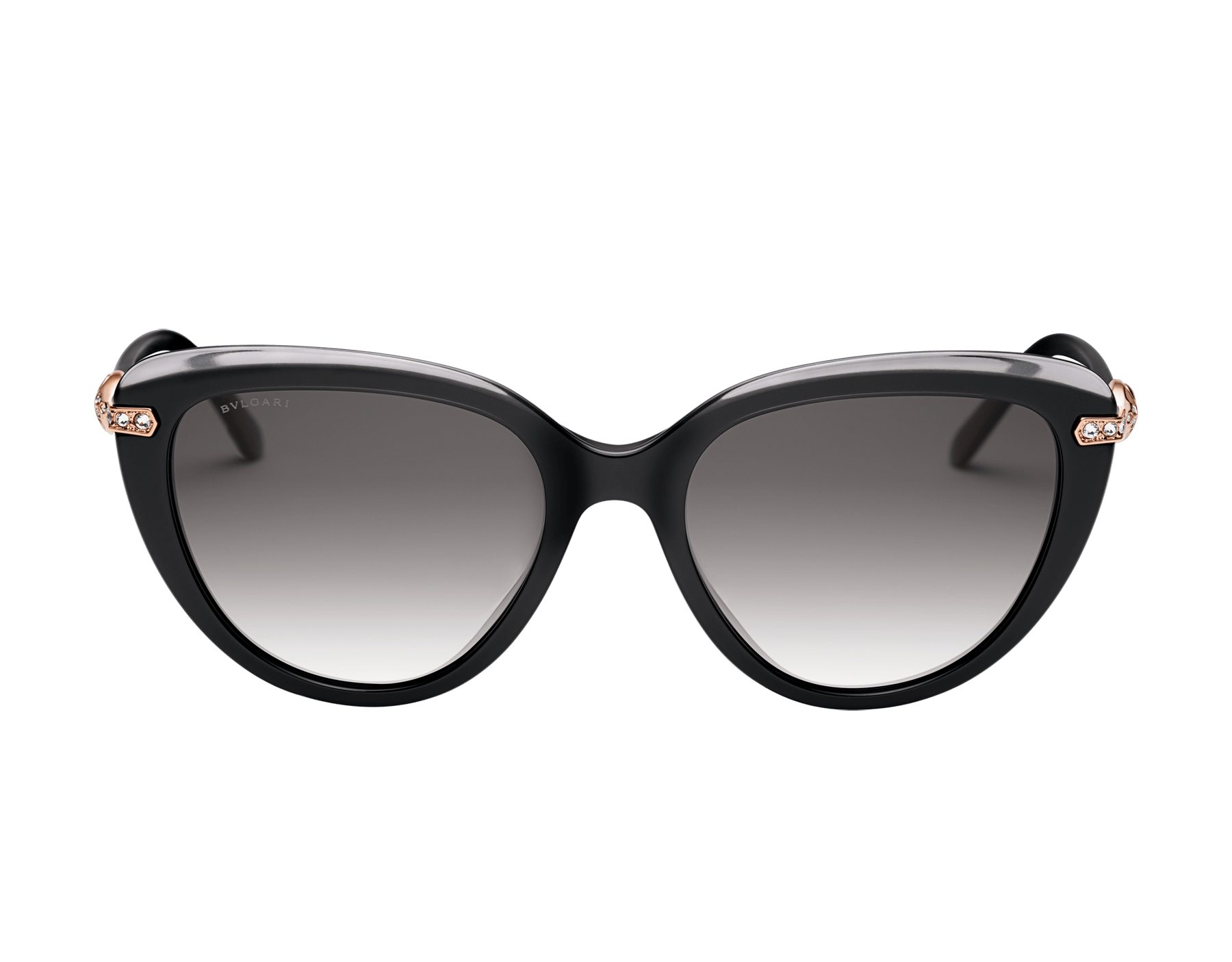Bulgari Serpenti cat-eye acetate sunglasses. 903656 image 2