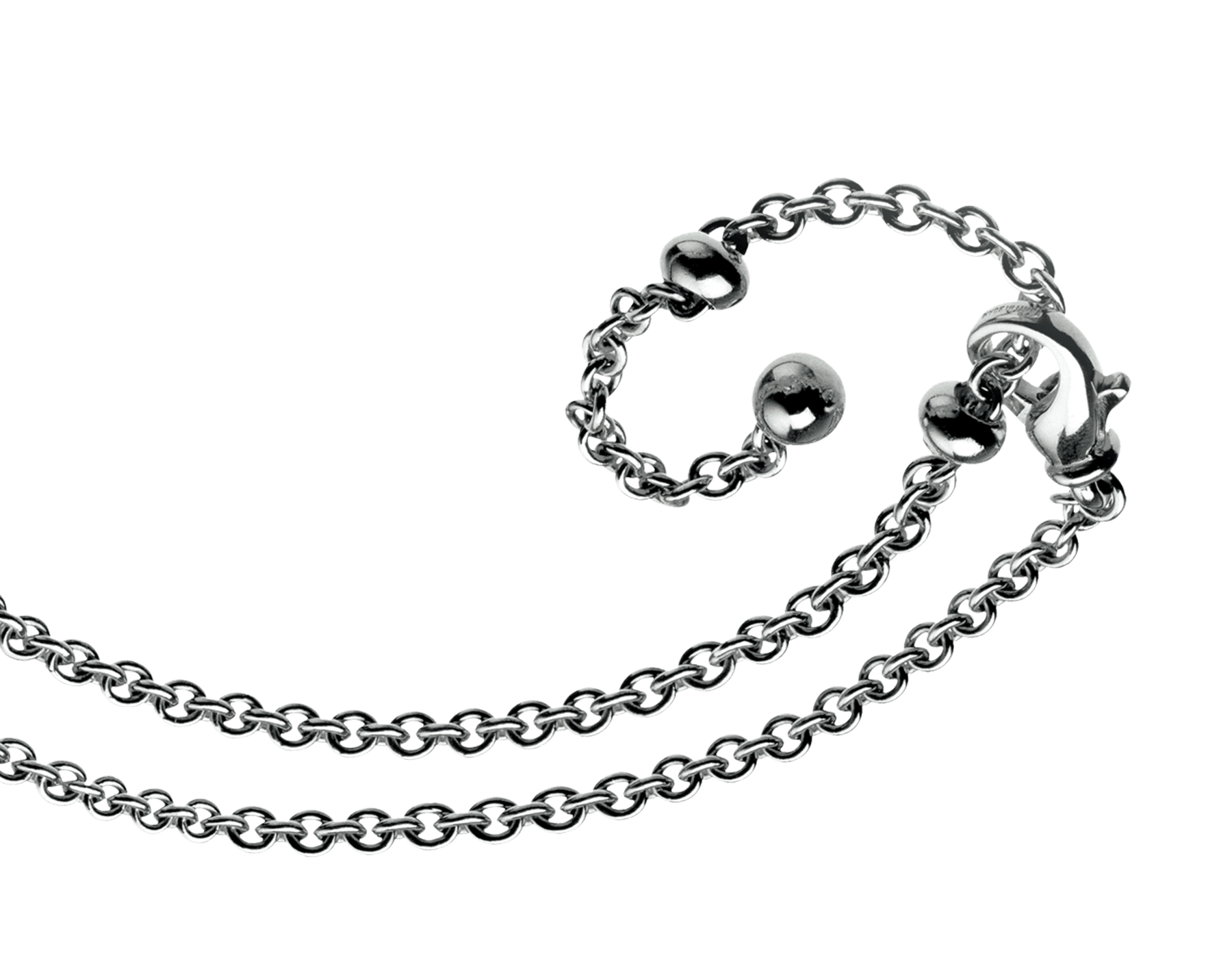 Catene chain in 18 kt white gold 335073 image 2