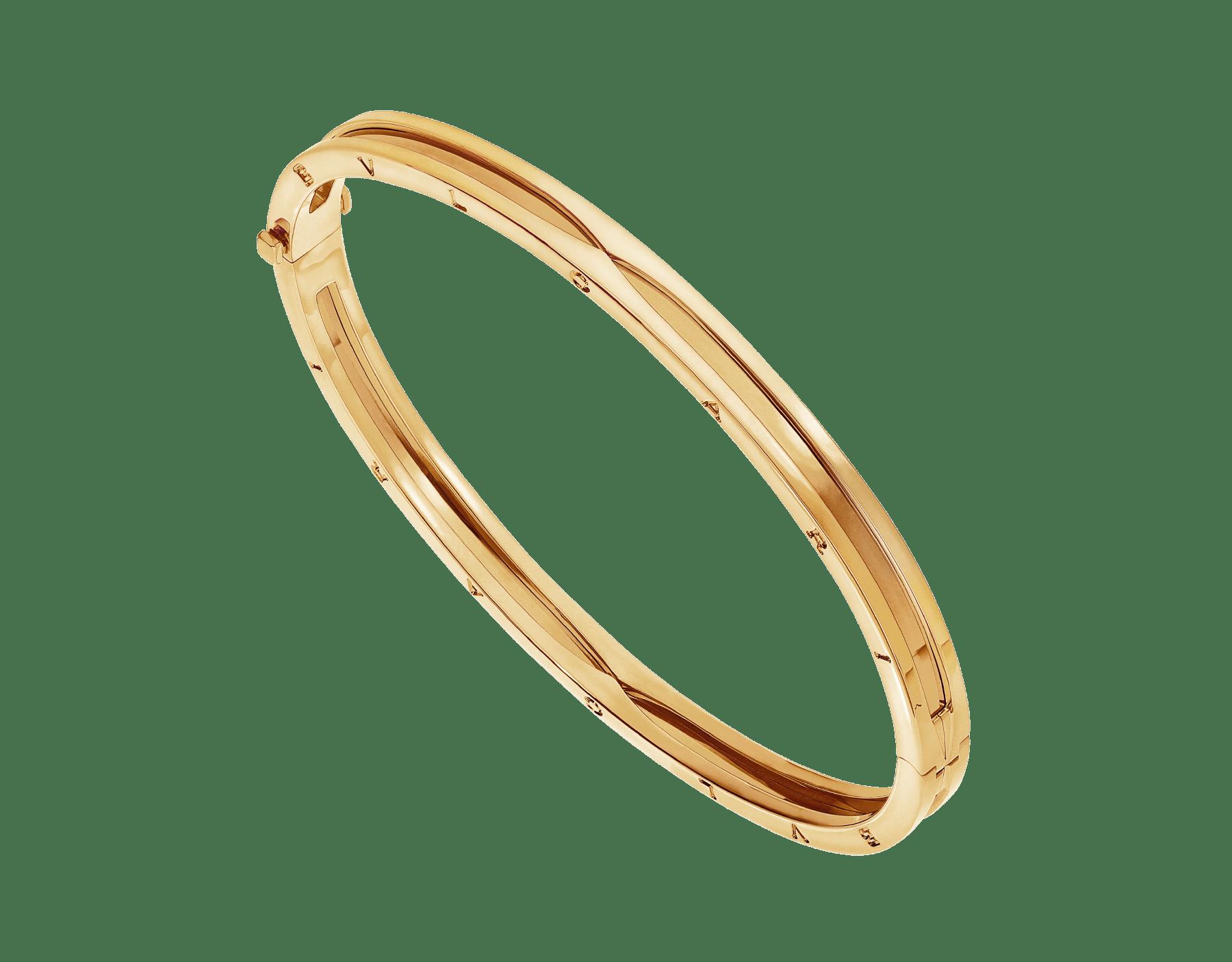 Pulsera rígida B.zero1 en oro amarillo de 18qt BR858726 image 1