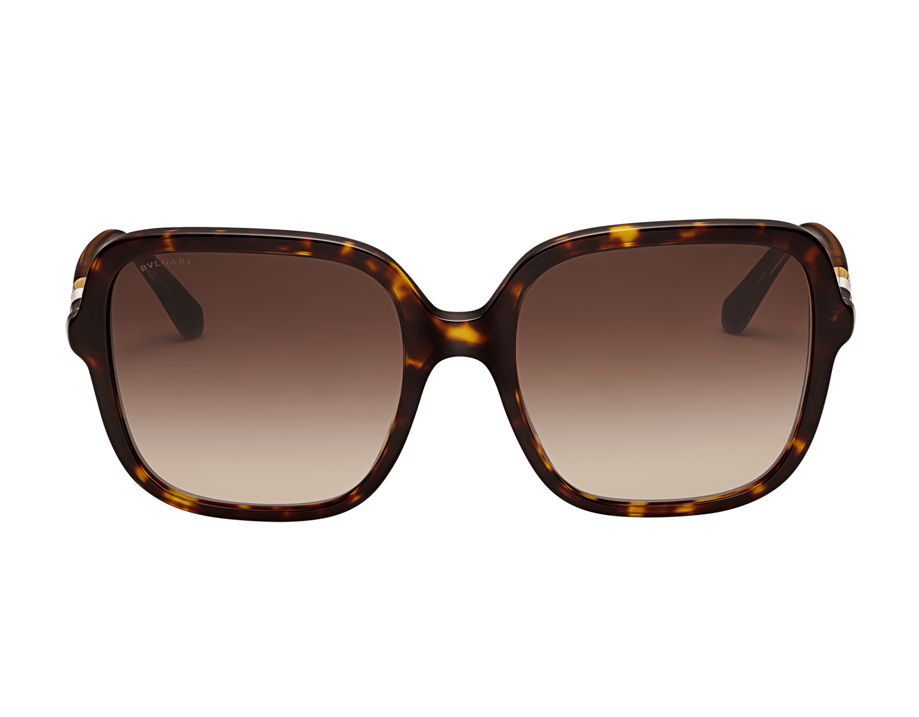 "Serpenti ""Back-to-scale"" acetate square sunglasses. backtoscale image 2"