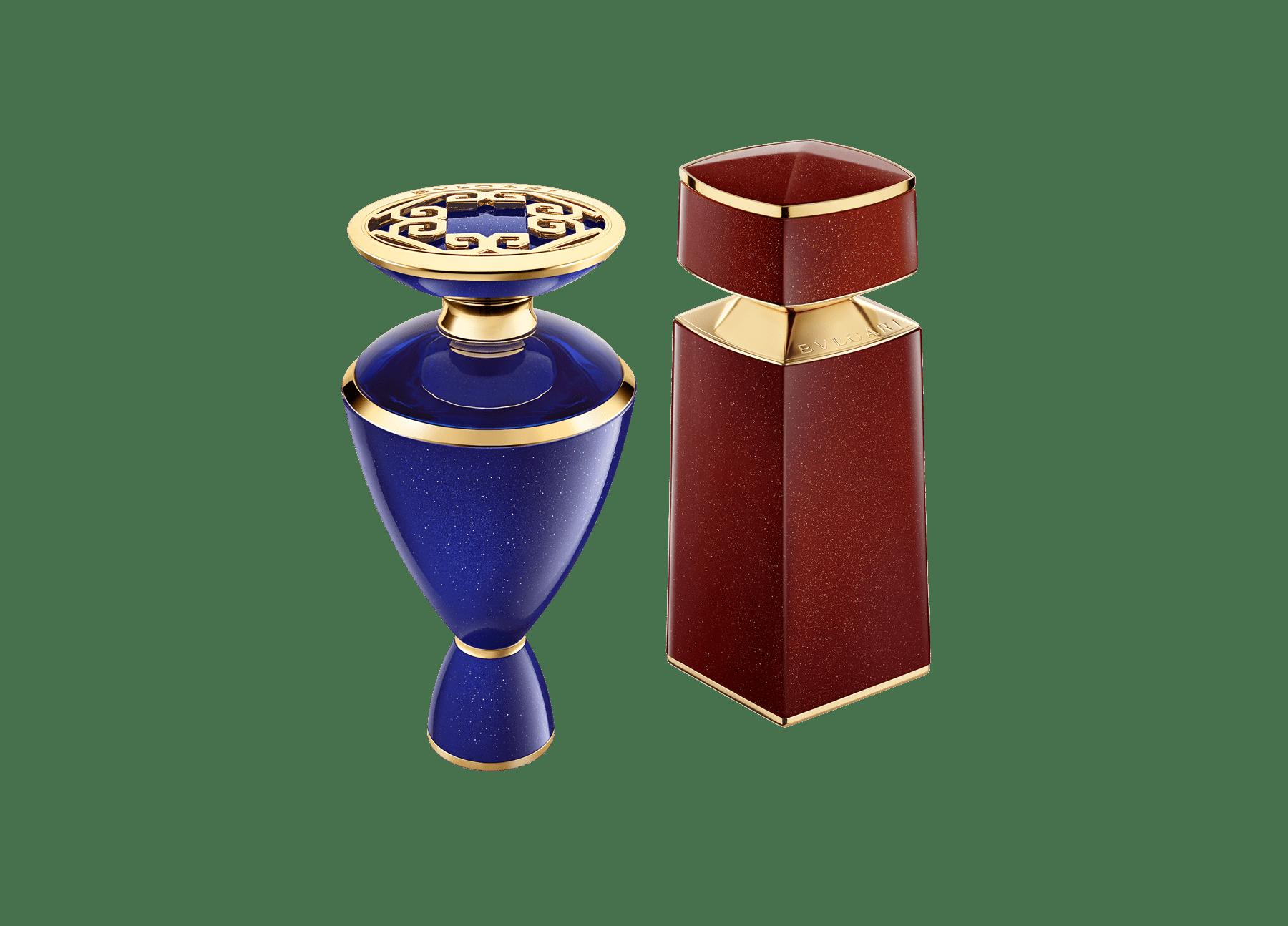 兩種大自然寶藏的邂逅,璀璨東菱石和和珍貴番紅花香料迸出火花,誕生出迷人的全新男女香氛。 41507 image 1