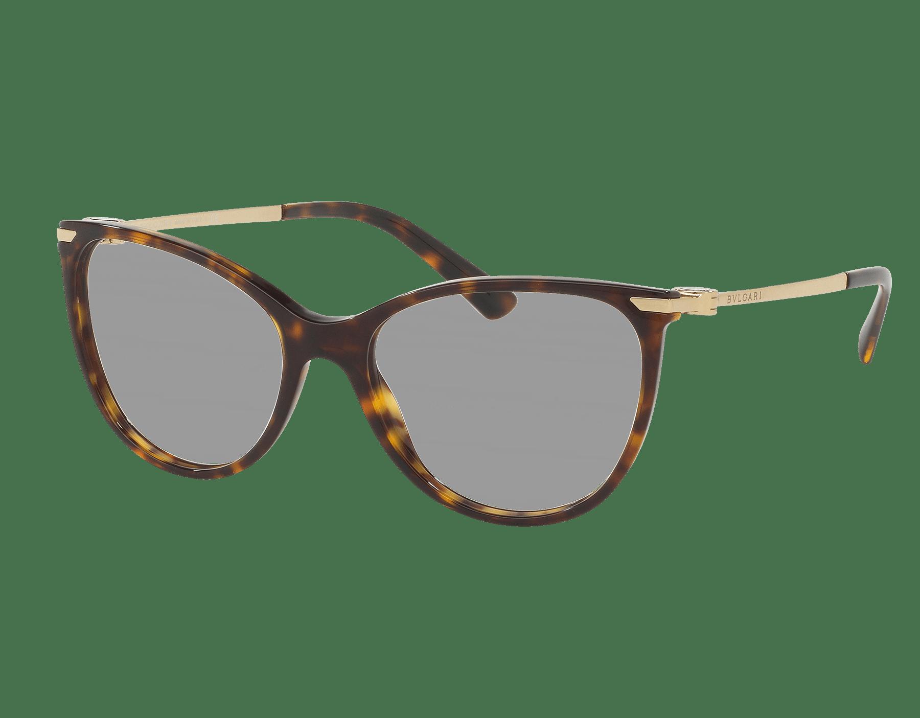 BVLGARI BVLGARI occhiali tondi in acetato 903117 image 1