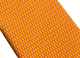 オレンジのスネークカラー セブンフォールドネクタイ。上質なジャカードシルク製。 ColorSnake image 2