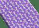 ネイビーの「ローマン セルフィー」セブンフォールドタイ。上質なサリオーネプリントシルク製。 ROMANSELFIE image 2