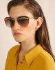Bulgari Serpenti Flyingscale butterfly metal sunglasses. 903896 image 3