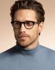 Óculos redondos Bvlgari Diagono em acetato. 903923 image 3